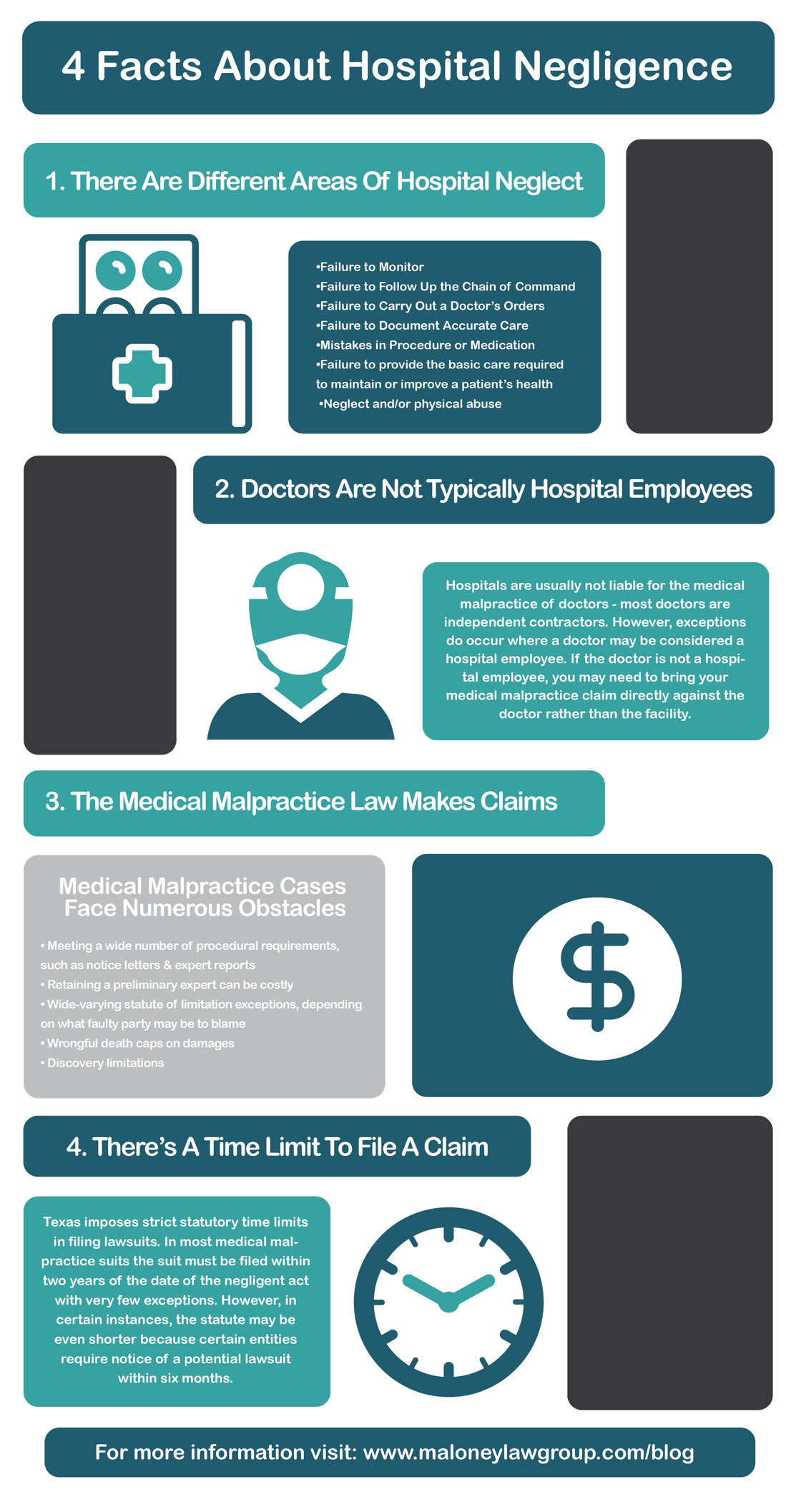 The Most Common Types of Medical Malpractice in Mobile AL