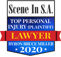 Top Personal Lawyer (Plaintiff) - Byron Bruce Miller